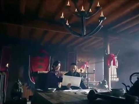 一代枭雄:邹七遇到何辅堂,通过一番交流,邹七产生惜才之意