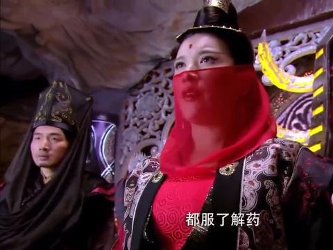 仙侠剑:白梅雪为保命,无奈之下当了魔教毒王,真是难为她了!
