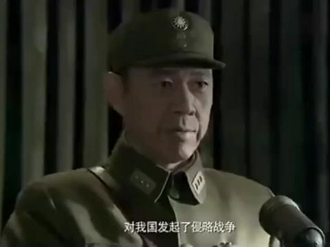 长沙保卫战:长沙会战胜利,薛岳将军霸气演讲!