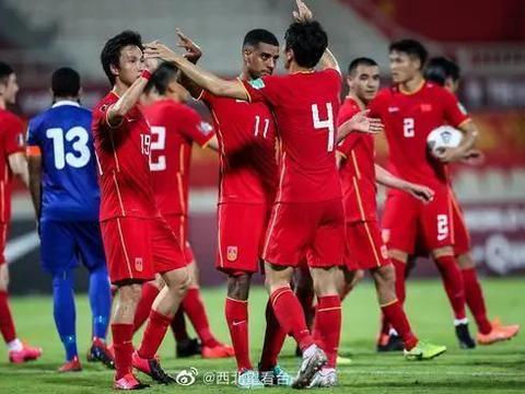 西北望看台:国足末轮打平可出线,除非约旦7球大胜澳大利亚