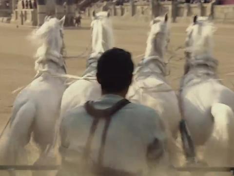 古罗马竞技场游戏,驷马战车,高燃竞技!