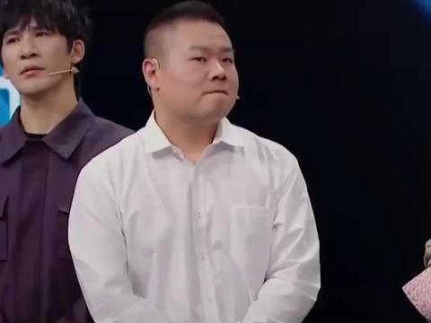 岳云鹏 在台上逗大家笑,在台下忍着痛苦