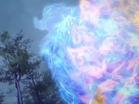 《完美世界》石昊战胜强大的祭灵,石村人得救!