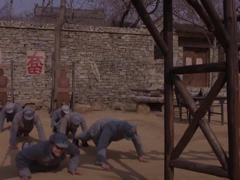 我的父亲我的兵:老吴奉命去训练新兵,却再一次的消极怠工!
