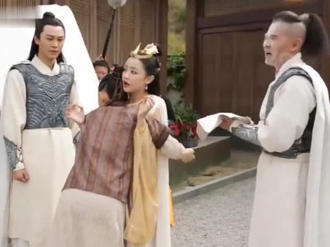 """哪吒降妖记花絮:蒋依依变""""憨憨""""!嘟嘴卖萌可可爱爱!"""
