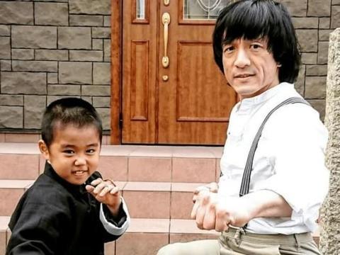 """""""迷你版""""李小龙,功夫小子今井流星,10岁的他肌肉更强壮了"""