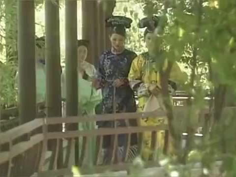 孝庄秘史:多尔衮和大玉儿小玉儿同时见面,虽没吵吵,但场面尴尬