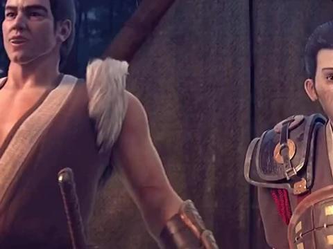 《完美世界》族长被抓石昊突破开辟三洞天前去救人!