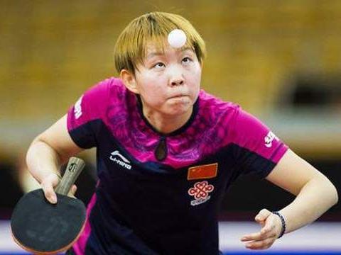 她曾被誉为丁宁后第二人,领先刘诗雯陈梦,却因伊藤美诚而跌落