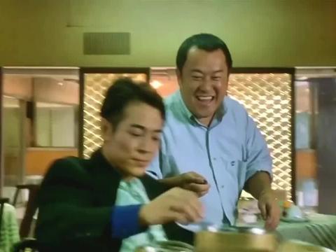 杀手之王:李连杰好能吃,曾志伟调侃他一顿顶三个月