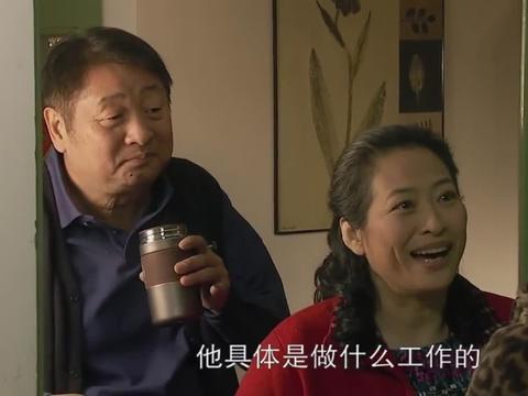 北京爱情故事:林夏给父母讲生物科学,父母很是害怕,林夏太拼了