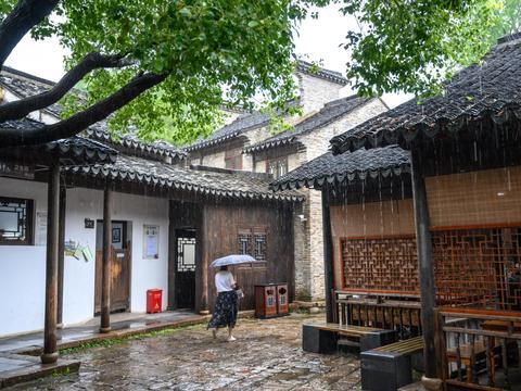 无锡有一座江南四大名园,藏在古镇中,康熙乾隆曾多次游历