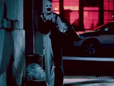 不要随便和陌生人搭讪,特别是小丑