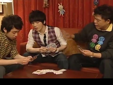 喜剧:李保泰找李正勋父子玩扑克,为老不尊牌品超差!