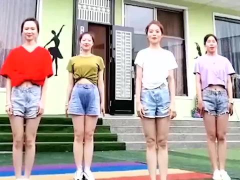 幼儿园老师把《你莫走》改编成舞蹈,开学了我也想学