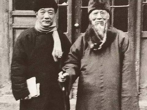 齐白石传人-汤发周分享:廖静文回忆徐悲鸿与齐白石的莫逆之交