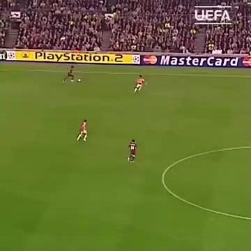 罗纳尔迪尼奥欧冠赛场上的精彩时刻