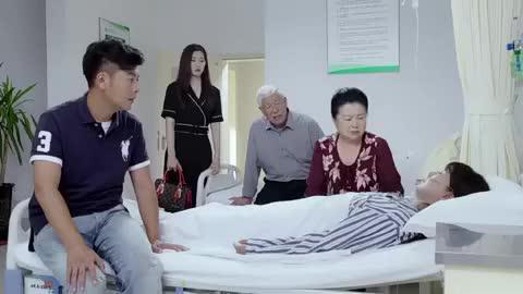 刘家媳妇,三朵躺在病床,交代后事,八斤哭成了泪人