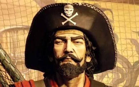 海盗隐藏宝藏的迷人故事