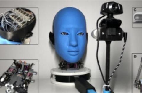 机器人会模仿人类微笑,但还是缺乏灵魂?