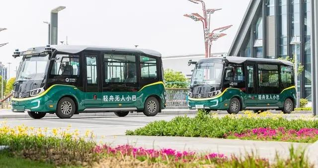 苏州第二条自动驾驶公交车线路面向市民全面开放,云计算驱动自动驾驶数据工厂