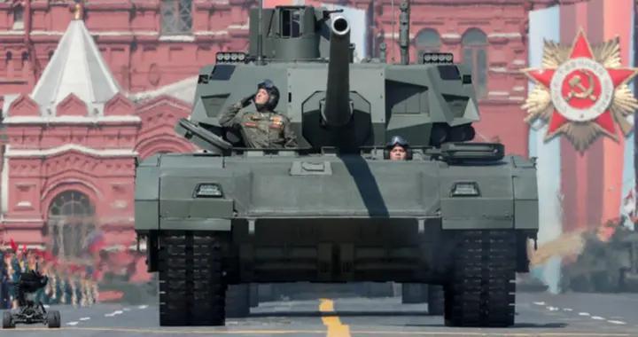 """冰火两重天:没有外国客户对""""阿玛塔""""感兴趣,T90倒卖得挺火"""