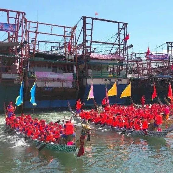 北海侨港镇2021年端午节没有大型龙舟赛!
