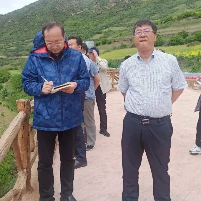 中国科学院专家组到临潭县开展绿色现代化发展示范区规划专题调研