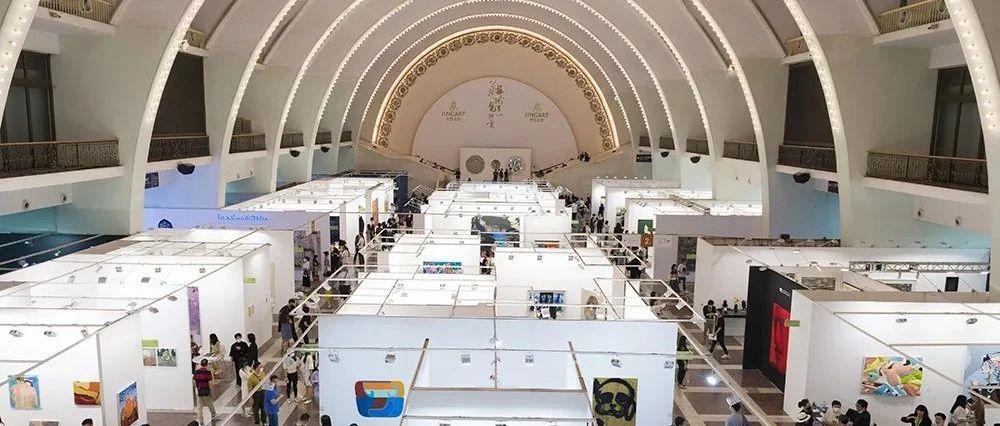 VIP首日多家画廊展位售罄,第三届JINGART彻底引燃北京艺术市场!