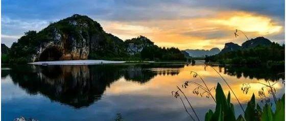 比泸沽湖世外桃源,比桂林水墨丹青,云南竟然还有这样一个小城!