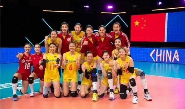 中国女排要开始着手为2024巴黎奥运会培训主力