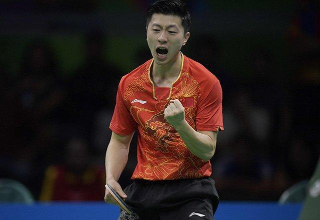有乒乓球运动以来水平最高的男子乒乓球运动员是谁?