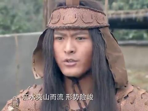 大舜第集娥皇找到因为思念父母而心情低落的禹收他为义子