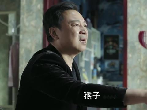 人民的名义:蔡成功定制了套西服给侯亮平,这是想贿赂他吗?