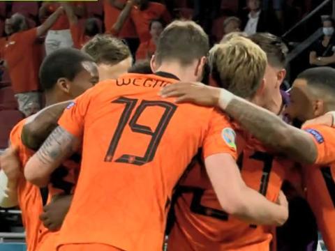 荷兰绝杀,英格兰创历史,中超前锋带队首胜