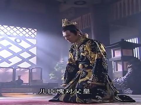 李建成疏于防患以以致于全军覆没,决定让出太子之位!