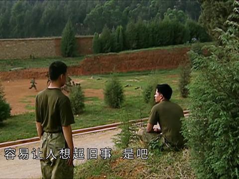 士兵突击:想不到袁朗还有这经历,不打麻药割盲肠,硬汉!