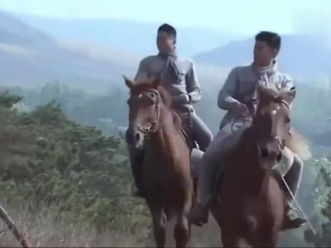 女兵要骑兵排长做男朋友,排长一口回绝,逃得了和尚逃不了庙