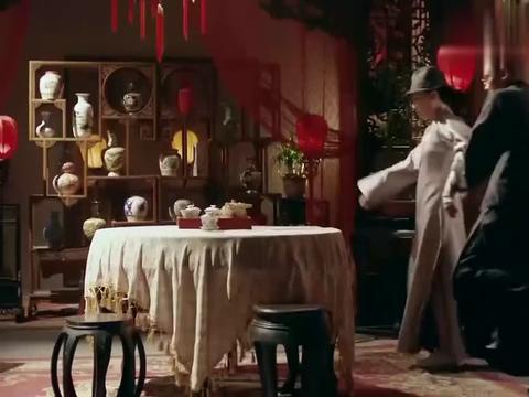 一代枭雄:牛旅长招惹何辅堂,妻子直接出手,悄无声息把他杀了