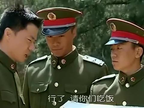 士兵突击:许三多站起来了,不仅进入老A,就连袁朗也要请他吃饭