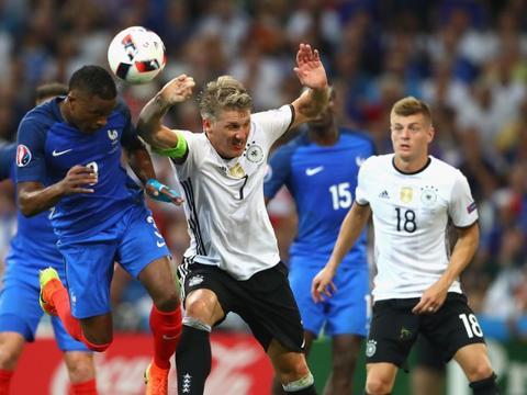 欧洲杯德国VS法国前瞻:对阵法国队,德国已经5连不胜