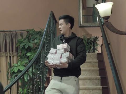 人民的名义:赵德汉贪污的赃款,要用两辆运钞车才能运走,大贪官
