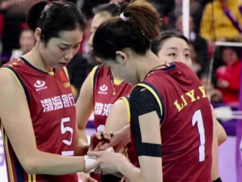 中国女排遭遇晴天霹雳,东京奥运会麻烦大了