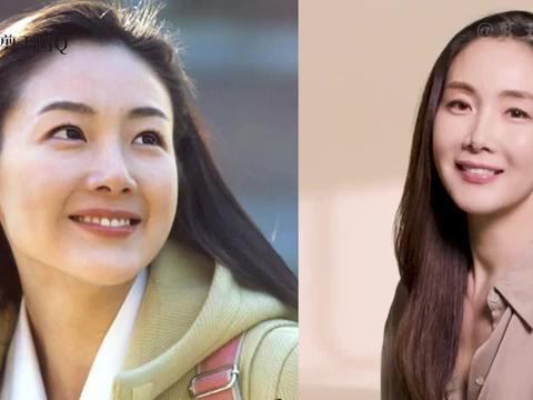 南韩影史最美10张脸今昔,李多海磨骨逆袭女神,张娜拉断崖式衰老