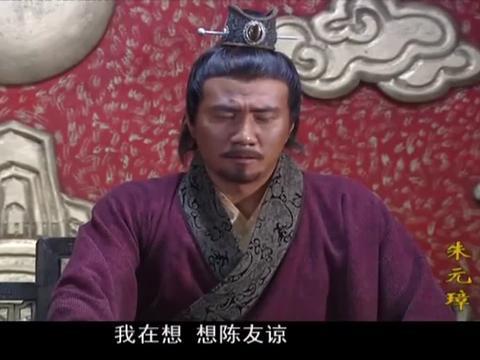 朱元璋刚夸完义子,义子就死了,差点气晕过去!