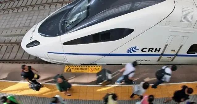 未来到上海仅需两小时,经济要有新发展了