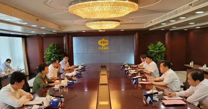 王旭带队赴国家有关部委和企事业单位汇报衔接工作