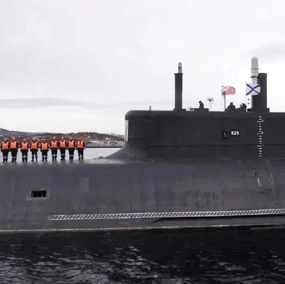 龟背消失,主轴泵推,优美的流线型,新一代战略核潜艇横空出世!