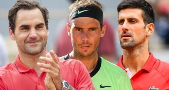 史上最富有网球选手揭晓:纳达尔第4,费德勒第2,第1无可争议