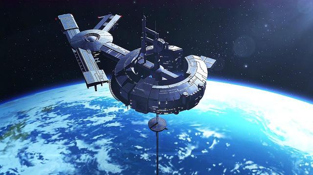 """未来近百年内关于太空宇宙的""""设想""""!"""